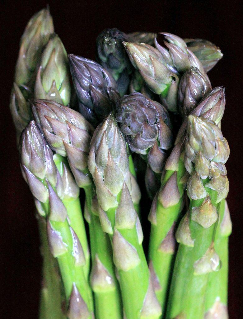 asparagus, asparagus recipes, mary beth clark