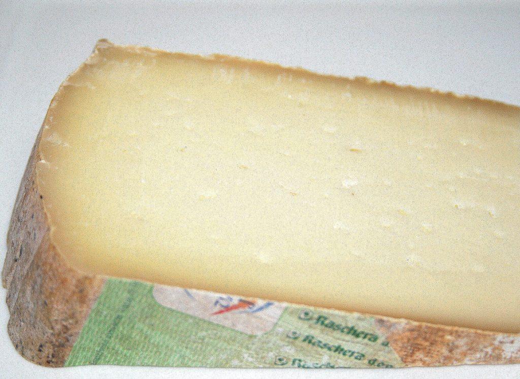 raschera, italian cheese