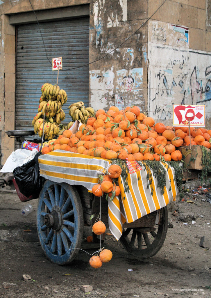 Travel - Africa - Egypt - Cairo - Oranges and Bananas
