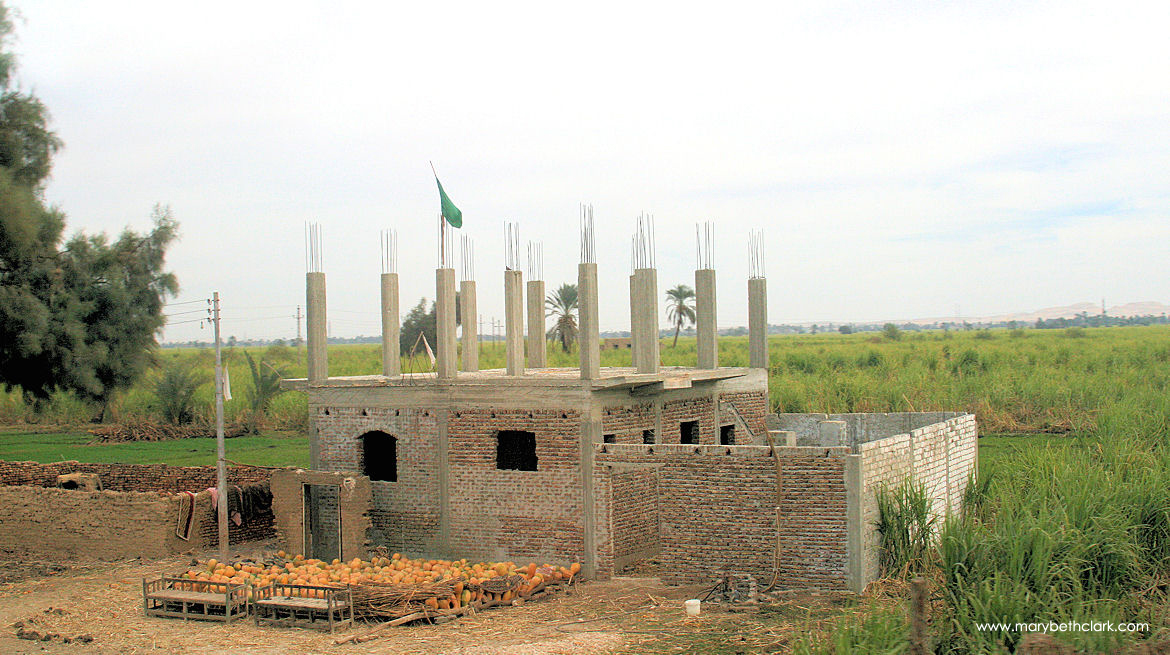 Cultural Symbol: The Unfinished Building