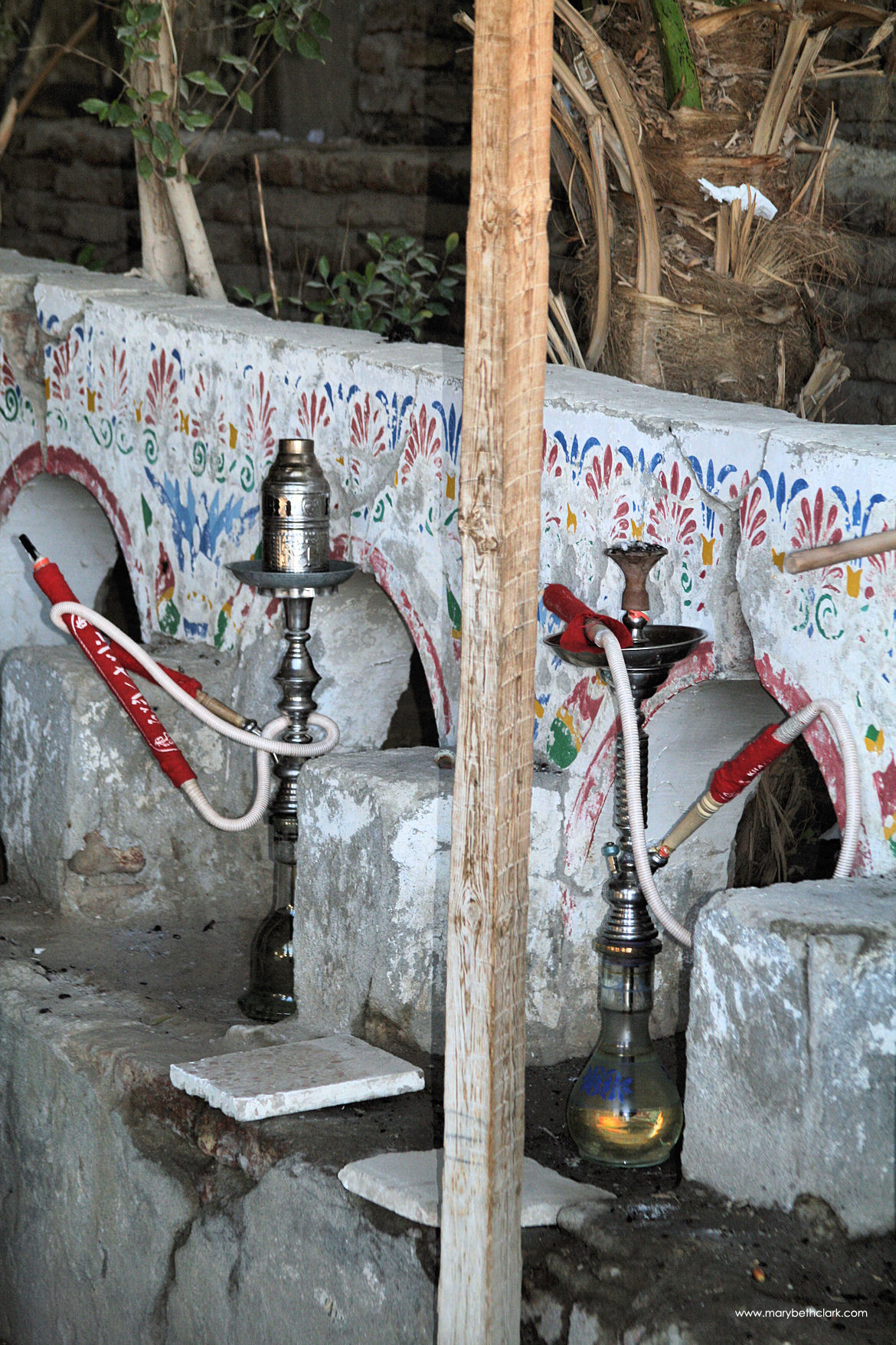 Africa - Egypt - Luxor - Hookah Pipes
