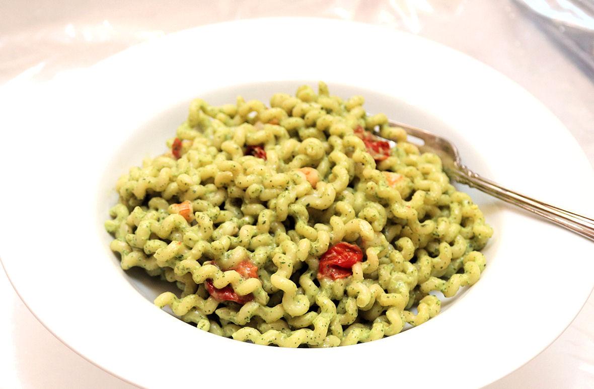 Fresh - Pasta - Fusilli Lunghi with Avocado Pesto - IMG_0208 - 3 1180 pixels